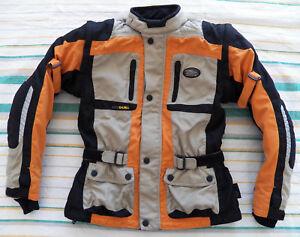 KIDS Polo Motorrad Pharao MOTORCYCLE JACKET Youth Size 158 164 Womens XS XXS?