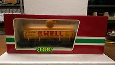 LGB G Scale 4080 Y 03 Shell Tanker