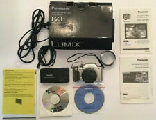 Panasonic Lumix FZ-1 Digital Camera With Leica Lens & 12x Optical Zoom Full Set