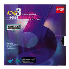 Original DHS Hurricane 3Table Tennis rubber,Table Tennis cover / Pingpong rubber