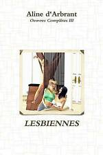 NEW Lesbiennes (French Edition) by Aline D'arbrant