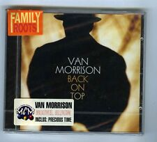 VAN MORRISON CD (NEW)  BACK ON TOP