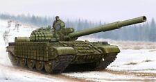 Russian T-62 ERA Mod 1962 Tank Plastic Kit 1:35 Model 1555 TRUMPETER