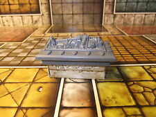 HEROQUEST tombe (tomb) - WARHAMMER GAMES WORKSHOP
