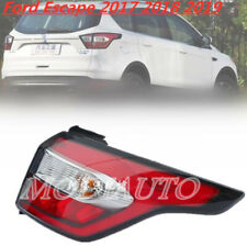 1X LED Rear Right Side Outer Tail Lamp Taillight For Ford Escape Kuga 2017-2019