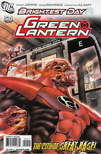 GREEN LANTERN 54...NM-...2010...Geoff Johns,Doug Mahnke!...Bargain!