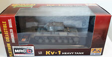 1/72 Scale Easy Models 'KV-1 Heavy Tank 1941' Platinum Collectible Item #36277