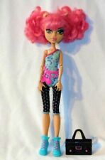 Monster High Howleen Wolf Dance Class Doll w/Bag Mattel 2012