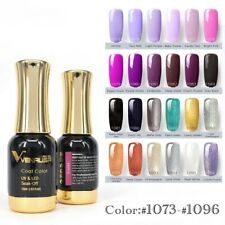 Nail Polish Paint Gel UV Salon Professional Color Soak Off Lacquer Varnishes Red