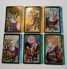 Carte Dragon Ball Special Butoden Carddass famicom