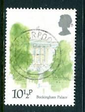1980 GB. 10.5p Buckingham Palace. London Landmarks Used