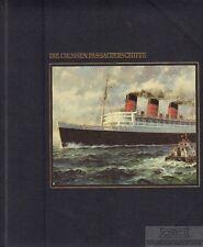 Die großen Passagierschiffe: Maddocks, Melvin