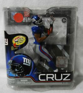 NFL Official  Figure (VICTOR CRUZ)McFarlane's (Series 31) 2012 NEW