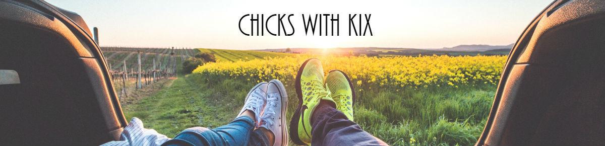 Chicks with Kix