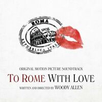 To Rome with Love (Soundtrack Various Artists) [New & Sealed] CD