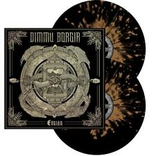 Dimmu Borgir Eonian Double Vinyl LP lmt to 1000 Black with gold splatter