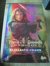 Hot Toys MMS43 Elizabeth Swann Collectors Edition 1/6 Scale