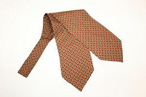 SIR RICHARD ascot silk tie F5512