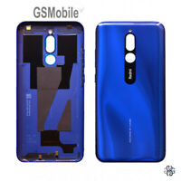 Tapa Trasera Bateria Battery Back Cover Xiaomi Redmi 8 Azul