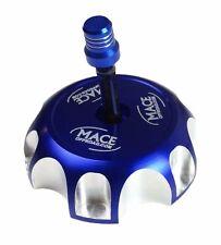 BLUE BILLET CNC FUEL GAS CAP RAPTOR BANSHEE WARRIOR BLASTER TTR YFZ LTR 450 DRZ