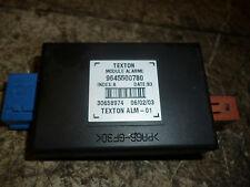 PEUGEOT 206 2.0 HDI 2003 3DR ALARM MODULE 9645500780