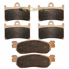 FRONT & REAR BRAKE PADS FITS YAMAHA R1 YZFR1 YZF-R1 2002 2003