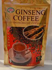 Super Grade Instant Ginseng Coffee Mix Drink 20 Sachets - US Seller