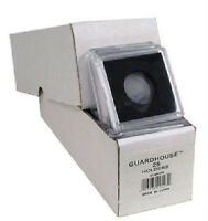 25 - Guardhouse 2x2 Tetra Snaplock Coin Holders for Quarter 24.3mm