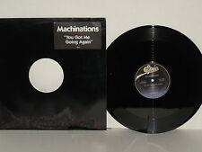 MACHINATIONS You Got Me Going Again 12 inch promo Epic 1985 Julian Mendelsohn