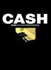 DVD :  JOHNNY CASH HURT  A FILM BY MARK ROMANEK