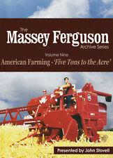 DVD-Massey Ferguson  Vol 9: American Farming-Five Tons