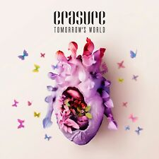 ERASURE - TOMORROW'S WORLD (DELUXE EDITION) 2 CD NEU