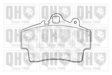 PORSCHE BOXSTER 986 2.7 Brake Pads Set Front 99 to 04 QH 98635193002 98635193911