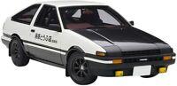 AUTOart 1/18 Toyota Sprinter Trueno AE86 Initial D project D Final ver model Car