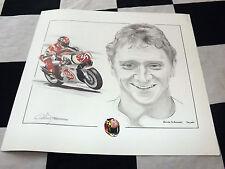 Kevin schwantz suzuki RGV500 champion du monde hommage chris dugan motoring-MAN2