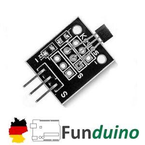 Magnetischer Schalter - Hall Sensor für Arduino, Raspberry Pi, Funduino