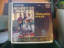 FACTORY SEALED MEX LP~LOS 3 PANCHOS~3 REYES~HERNANDO AVILES~VOL 1~ORFEON~HEAR