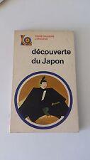 Découverte du Japon - M. Hardwick - Larousse Poche (1971)