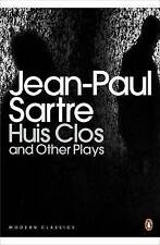 Huis Clos and Other Plays by Jean-Paul Sartre (Paperback, 2000)