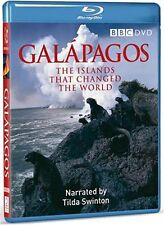 GALAPAGOS BLU RAY - BLU-RAY - REGION B UK