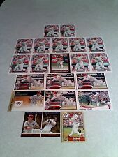 *****Chase Utley*****  Lot of 20 cards.....7 DIFFERENT / Baseball