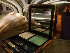 Yves Saint Laurent # 105 eyeshadow duo green Nib discon