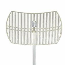 Hana Grid Dish 19dBi 2.4GHz Wireless Wi-Fi Directional Parabolic Antenna