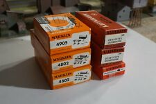 MARKLIN - KLEINBAHN, EMPTY BOXES FOR WAGONS 6pcs, SCALE HO