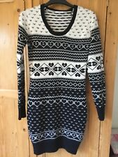Womens Clothes Size 6 Dress New Look Winter Dress Knitted