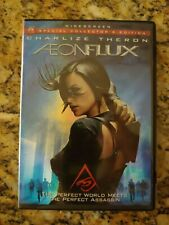 Dvd, Aeon Flux, Charlize Theron, Widescreen