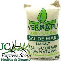 SAL DE MAR SAL GOURMET 100% NATURAL SAL LAGUNA DE CUYUTLAN COLIMA 1.1 lb. 500 gr