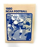 1980 Official NCAA Football 90th Annual Guide, Manual