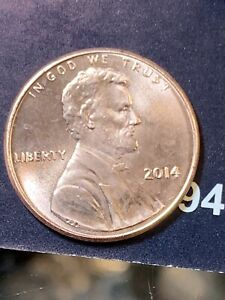 2014 Lincoln Cent DDO ***Major Double Die New Discovery***