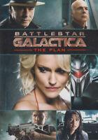 BATTLESTAR GALACTICA - THE PLAN (DVD)